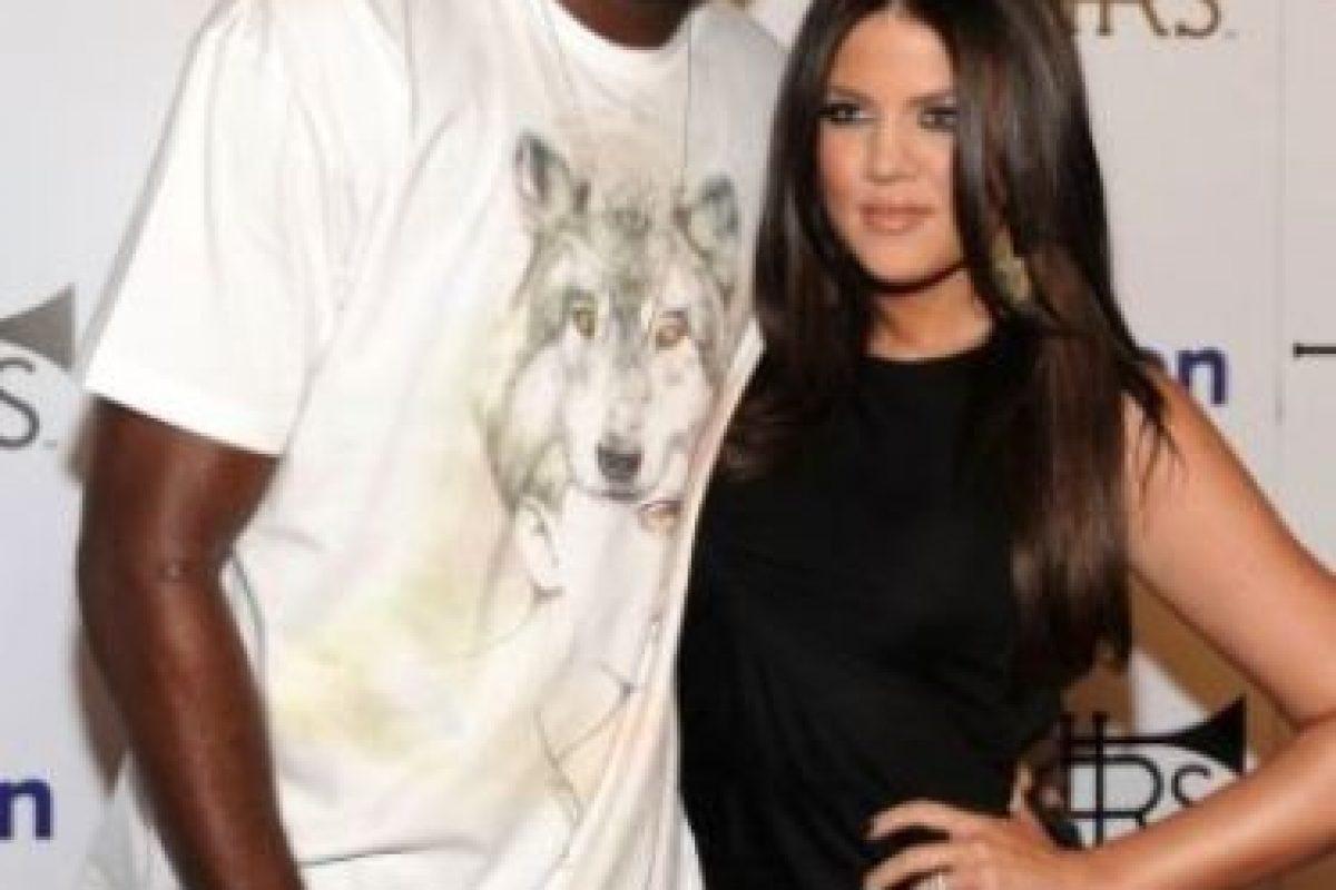 """""""Lamar es realmente una de las mejores personas que he conocido"""". Foto:Getty Images. Imagen Por:"""