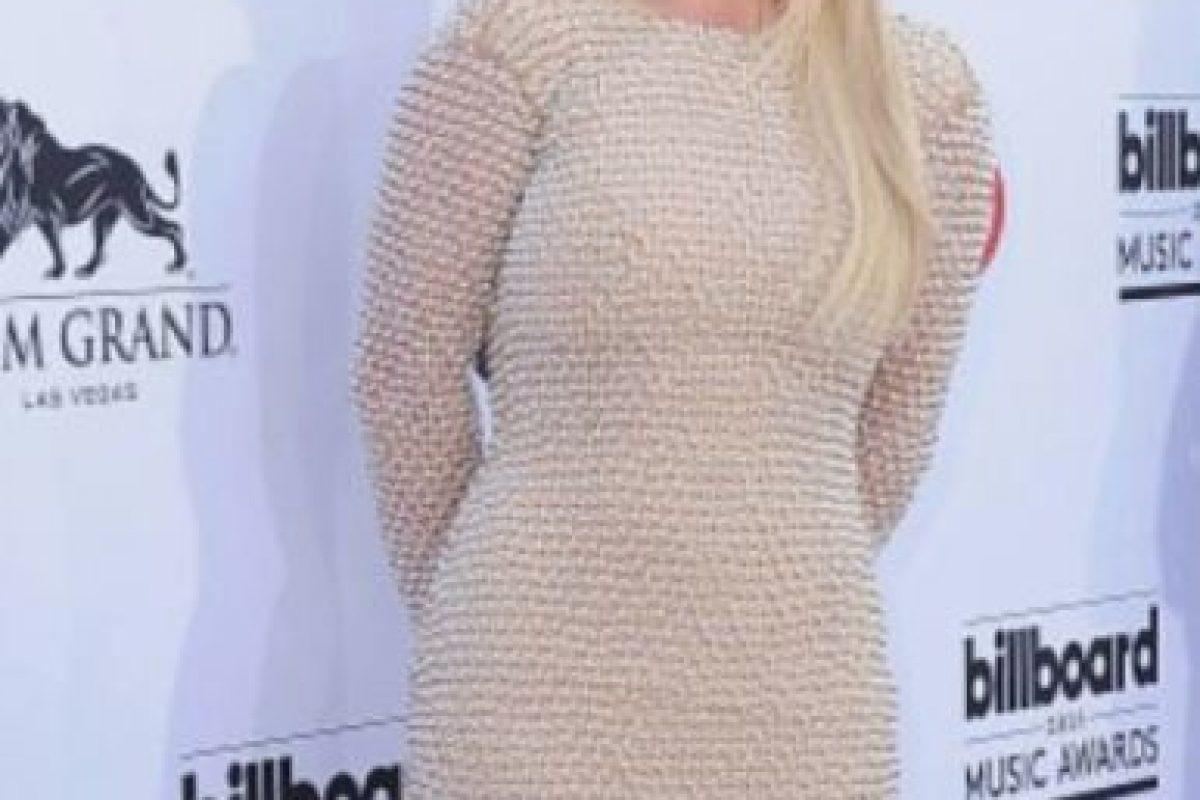 7. Britney Spears también se pica la nariz y suele ser desordenada Foto:Getty Images. Imagen Por: