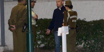 Carabineros detuvo a sujeto que protagonizó portonazo en Macul