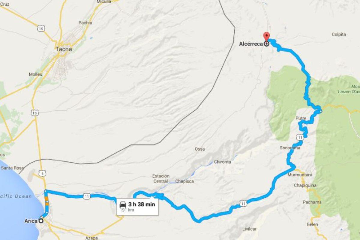 Foto:Reproducción Google Maps. Imagen Por: