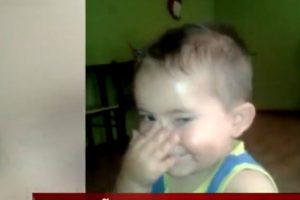 El pequeño Bastián Foto:Reproducción CHV. Imagen Por: