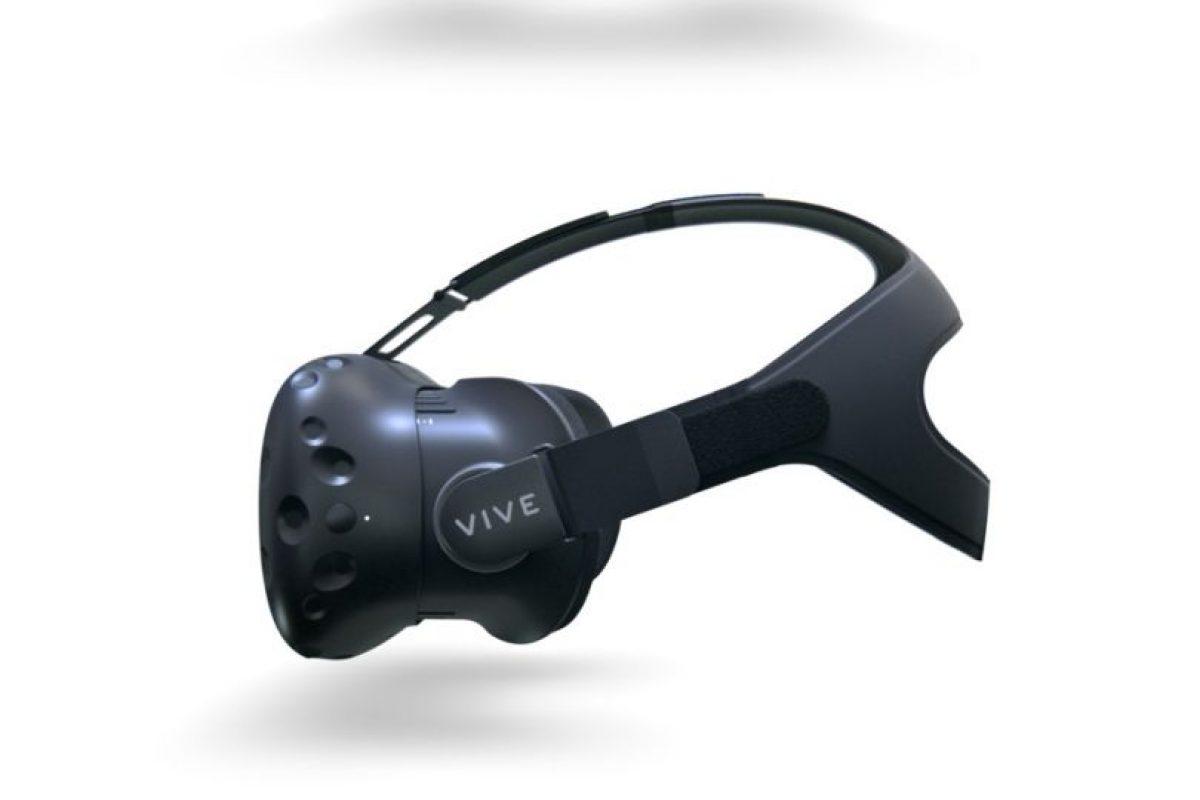 Los lentes de realidad virtual conquistaron el Mobile World Congress. Foto:HTC. Imagen Por: