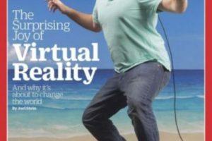 TIME lanzó una portada haciendo referencia a la realidad virtual y así se burlaron de ella. Foto:Vía Twitter. Imagen Por: