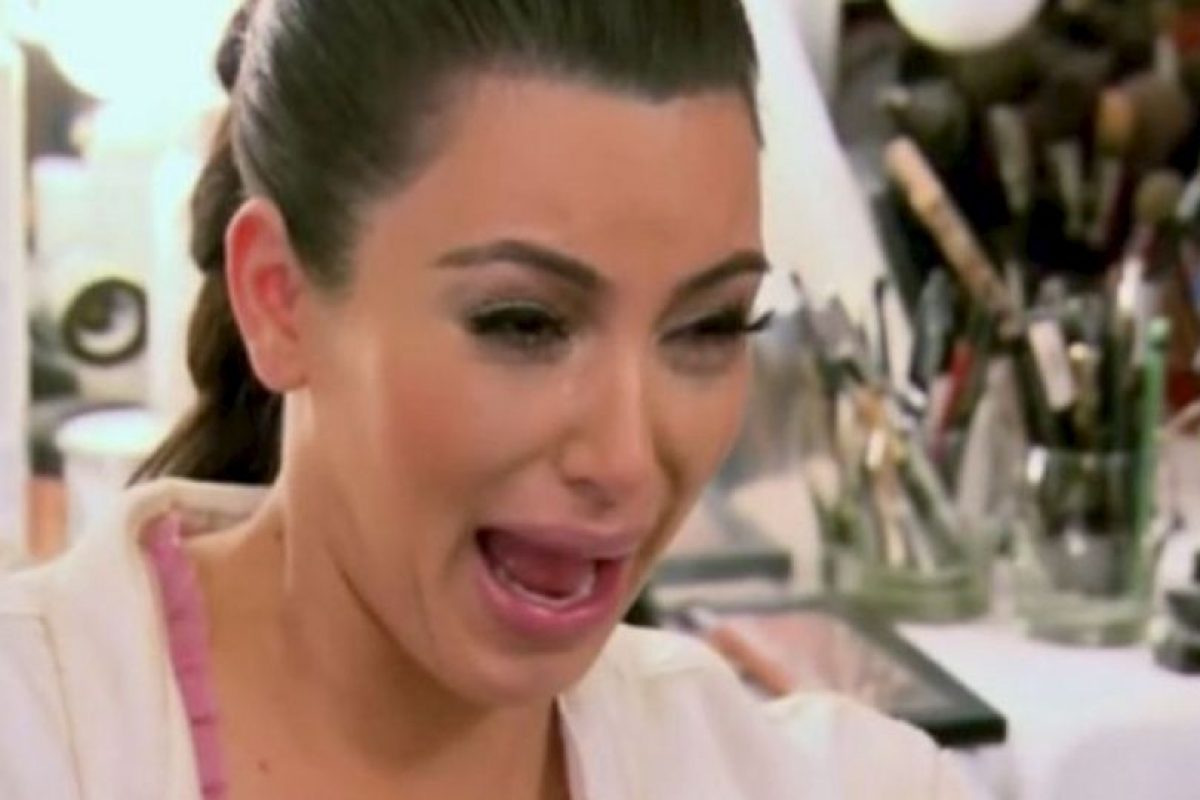 1- Kim Kardashian. Foto:Vía YouTube. Imagen Por: