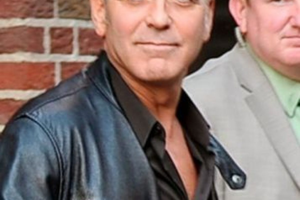 2- George Clooney. Foto:Getty Images. Imagen Por: