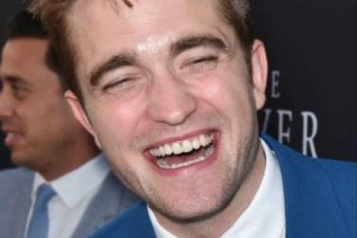 4- Robert Pattinson. Foto:Getty Images. Imagen Por: