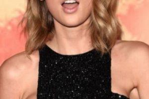 8- Taylor Swift. Foto:Getty Images. Imagen Por: