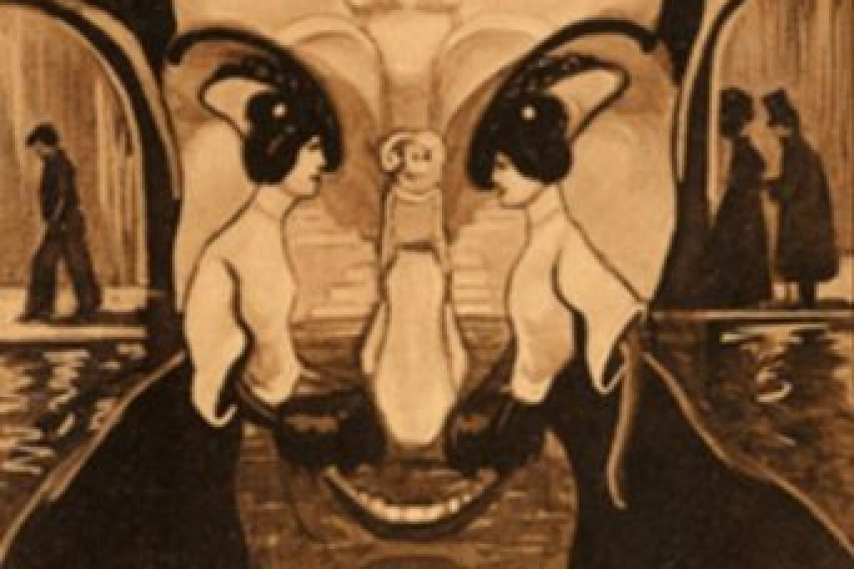 ¿En qué parte se esconde un diablo? Foto:Vía Twitter.com. Imagen Por: