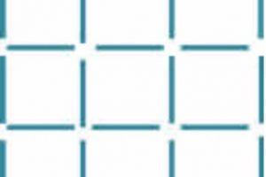 ¿Qué líneas quitarían para tener solamente seis cuadros? Foto:Vía Twitter.com. Imagen Por: