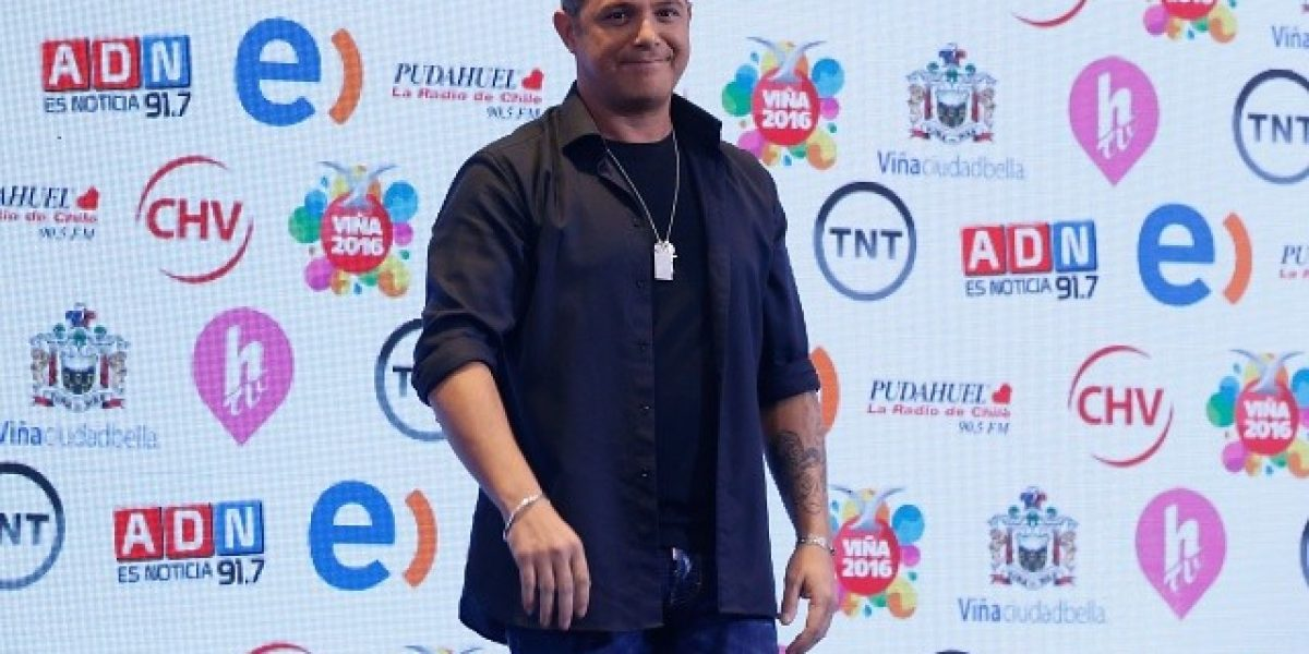 Alejandro Sanz invita a vivir una jornada de magia y pasión en Viña 2016