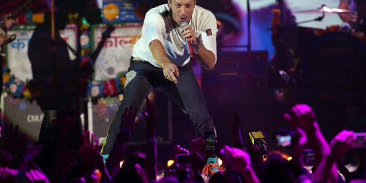 Coldplay se convierte en la banda más premiada en la historia de los premios Brit