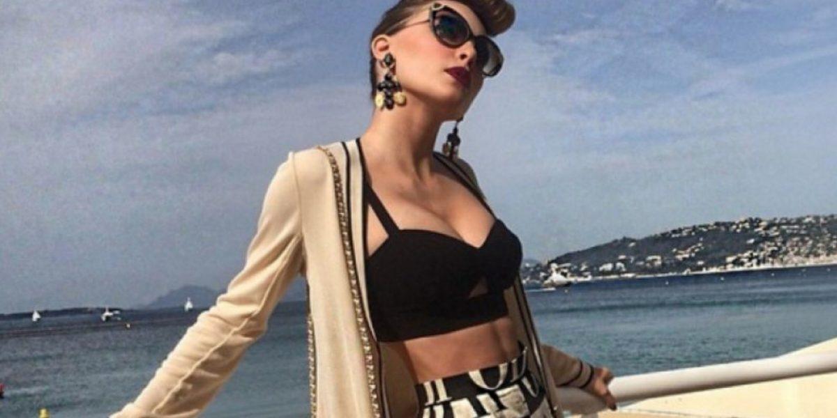 La cantante mexicana Belinda es acusada de maltrato animal