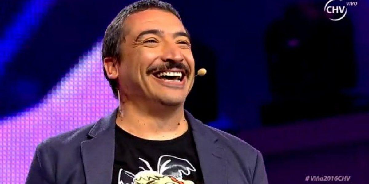 Rodrigo González toma la posta del humor en Viña 2016