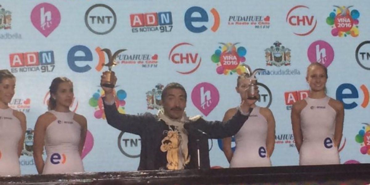 Habla Rodrigo González tras su triunfo en Viña 2016