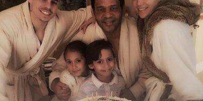 Revelan video de Jennifer López momentos antes de dar a luz a sus mellizos