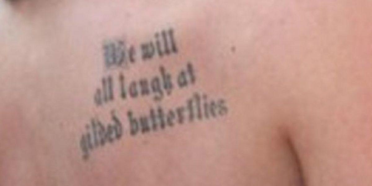 Este es el sentimental significado del nuevo tatuaje de Kylie Jenner