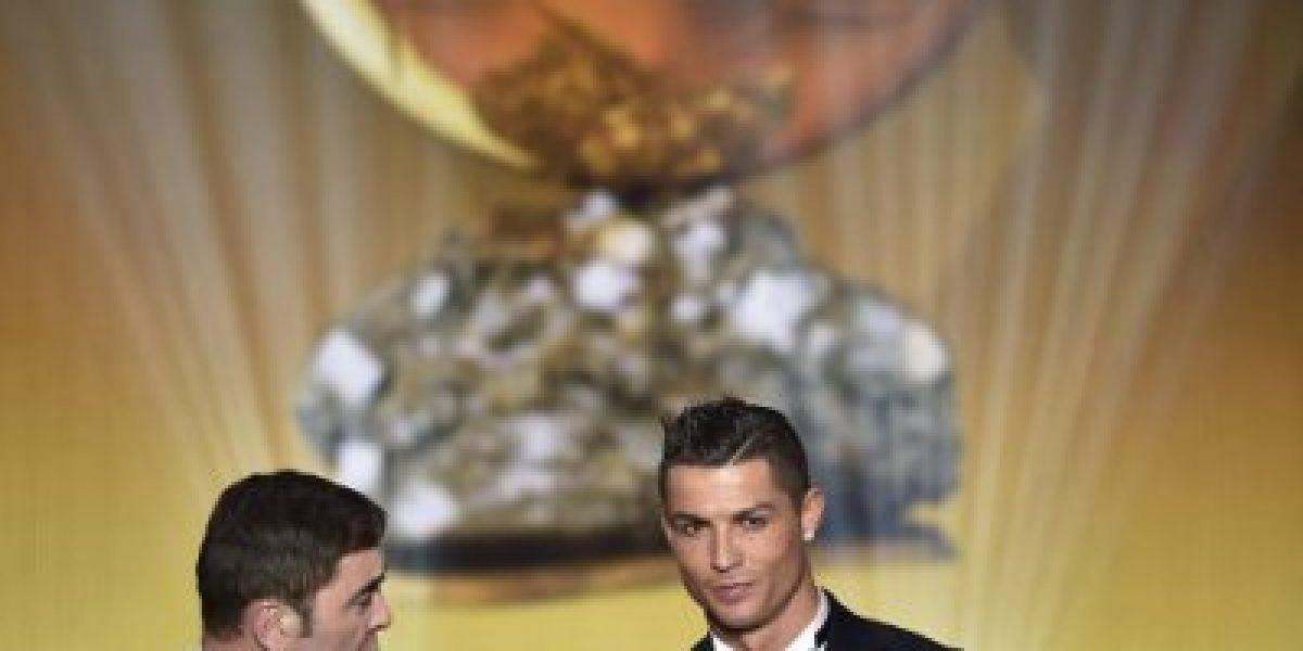 La última de Cristiano Ronaldo:
