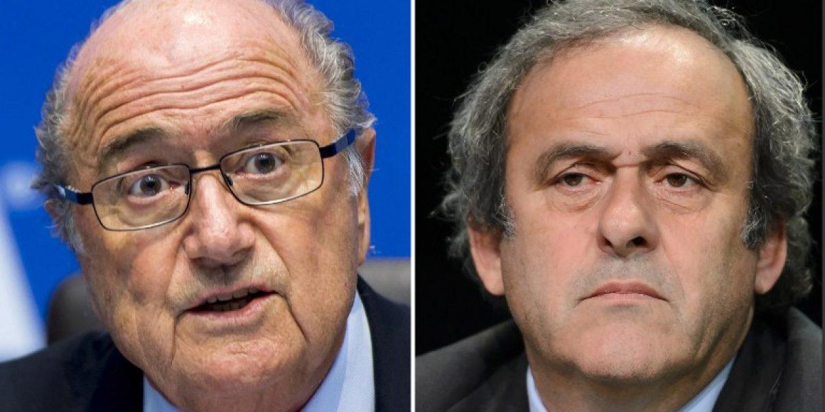 Platini se declara una víctima y acudirá al TAS tras polémica suspensión