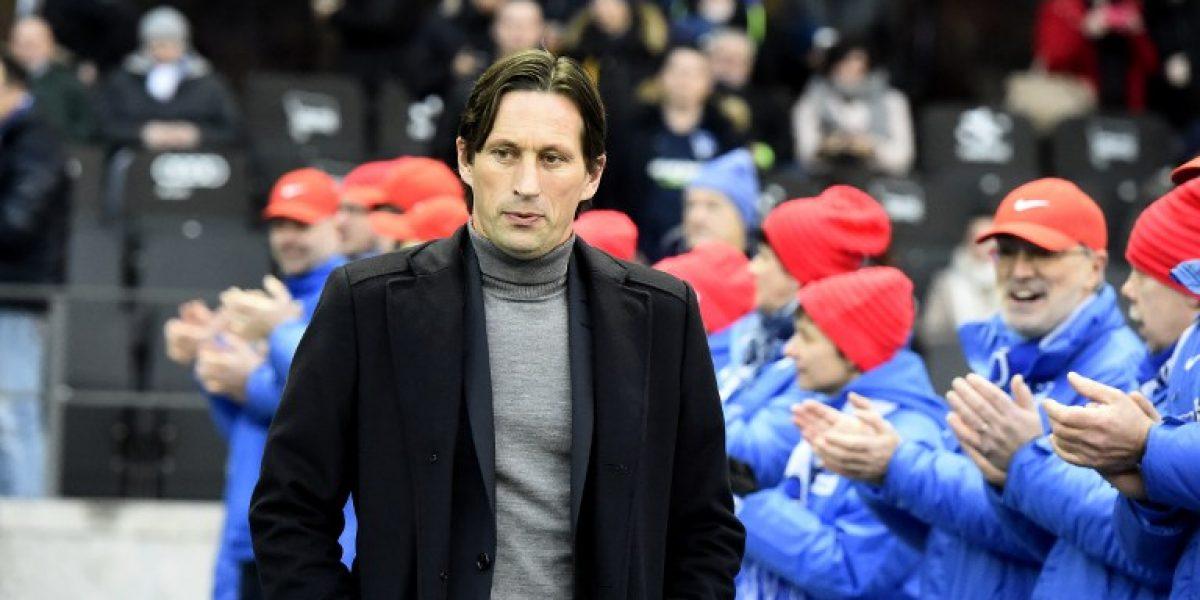 La millonaria multa que deberá pagar el DT del Leverkusen por su arrebato ante el Dortmund