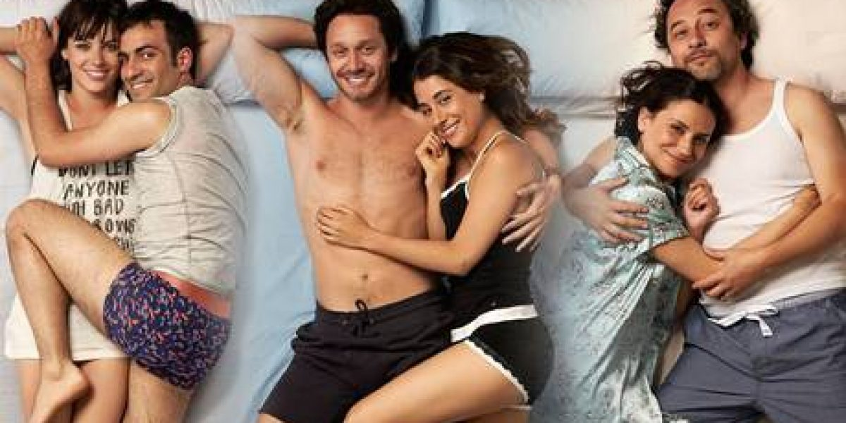 Fotos: Estos son los actores que darán vida a la nueva serie de TVN