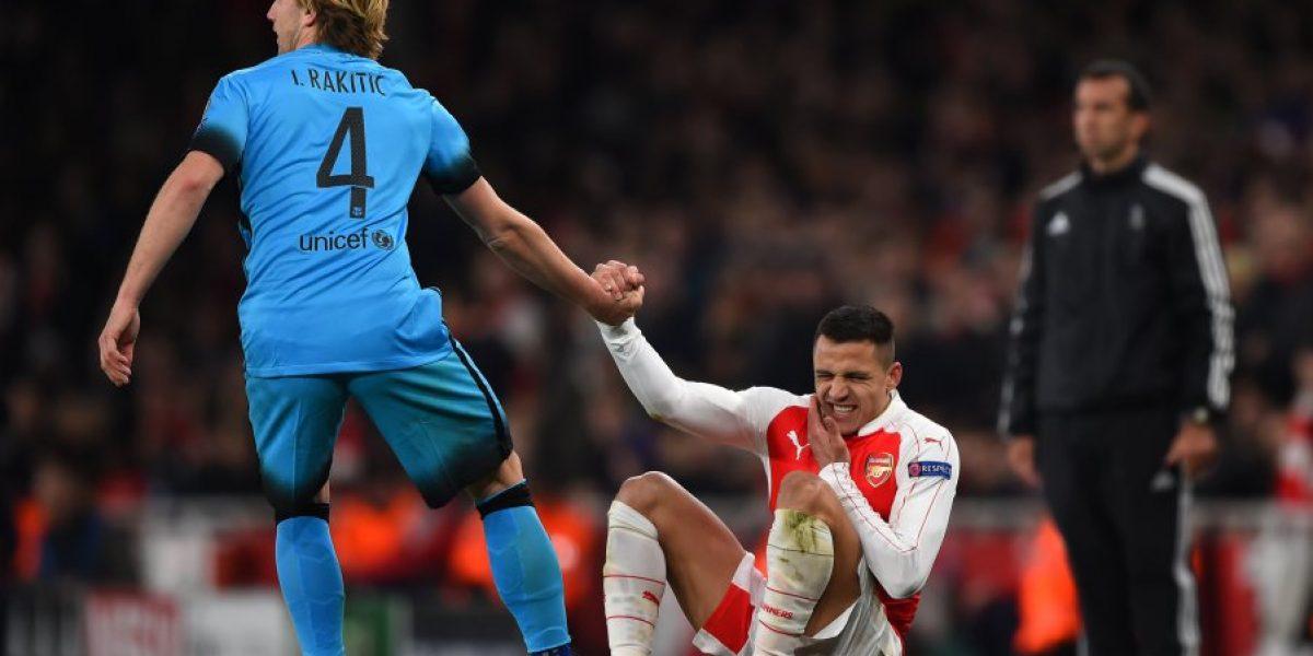 En España le dieron duro a Alexis: