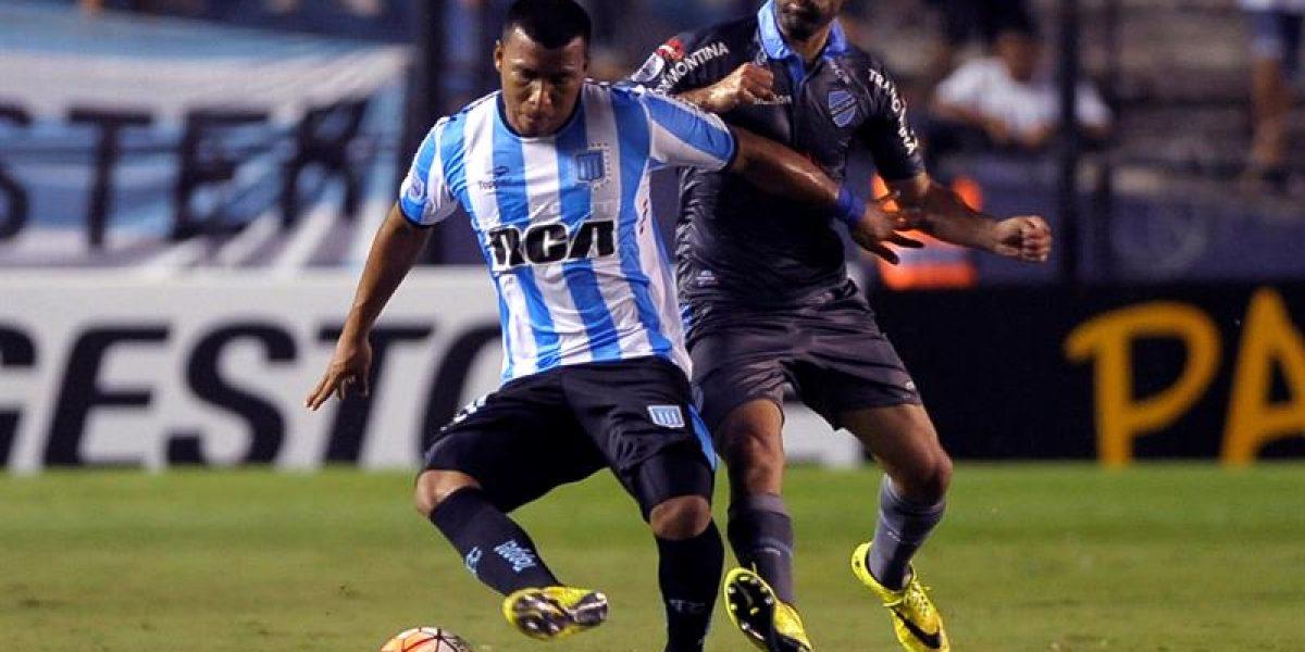 Mete miedo: Racing Club goleó a Bolívar por la Copa Libertadores