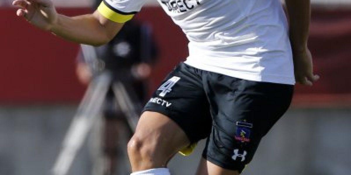 La formación de Colo Colo para enfrentar a Melgar en la Libertadores