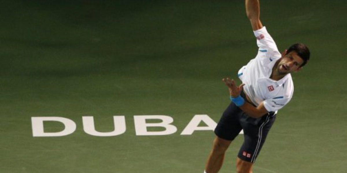 Suma y sigue: Djokovic consiguió su triunfo 700 ATP en Dubai