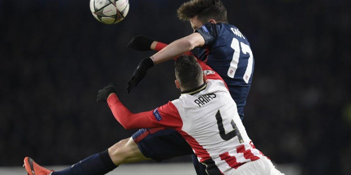 Aburrieron: PSV y Atlético de Madrid no se hicieron daño por la Champions