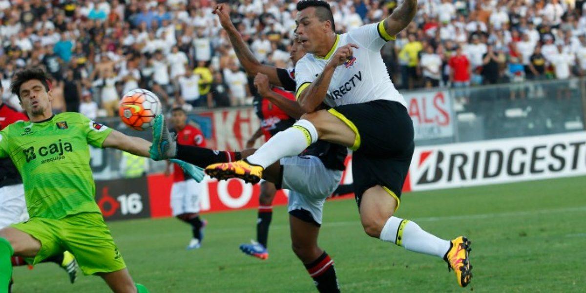 Así vivimos el triunfo de Colo Colo contra Melgar en la Libertadores