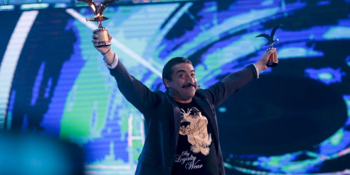 Con gracia y simpatía Rodrigo González inscribió su nombre entre los triunfadores de Viña 2016