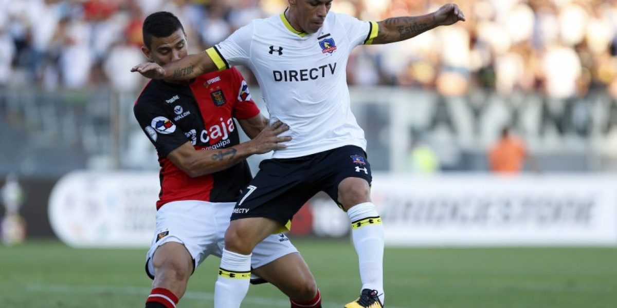 Colo Colo otra vez ganó gracias a Paredes y sumó victoria clave en la Libertadores