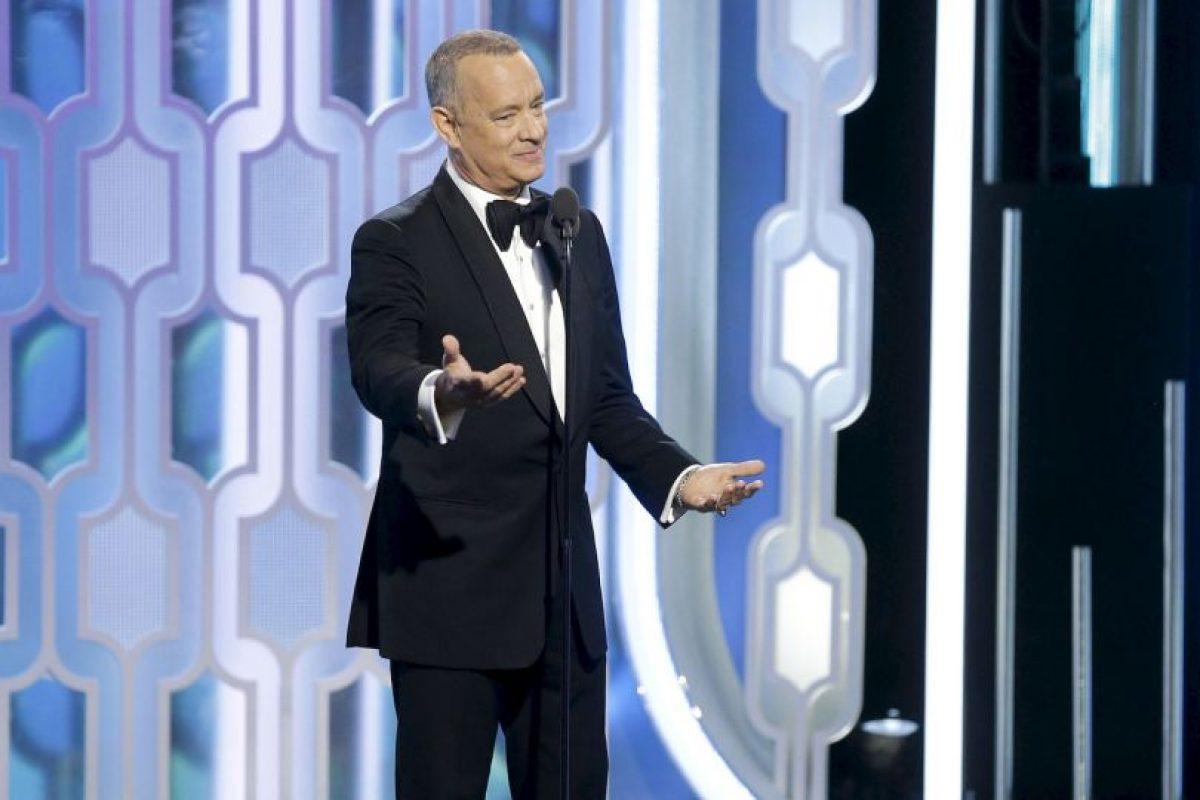 Tom Hanks. También será uno de los actores legendarios que apoye económicamente la campaña de la demócrata. Foto:Getty Images. Imagen Por: