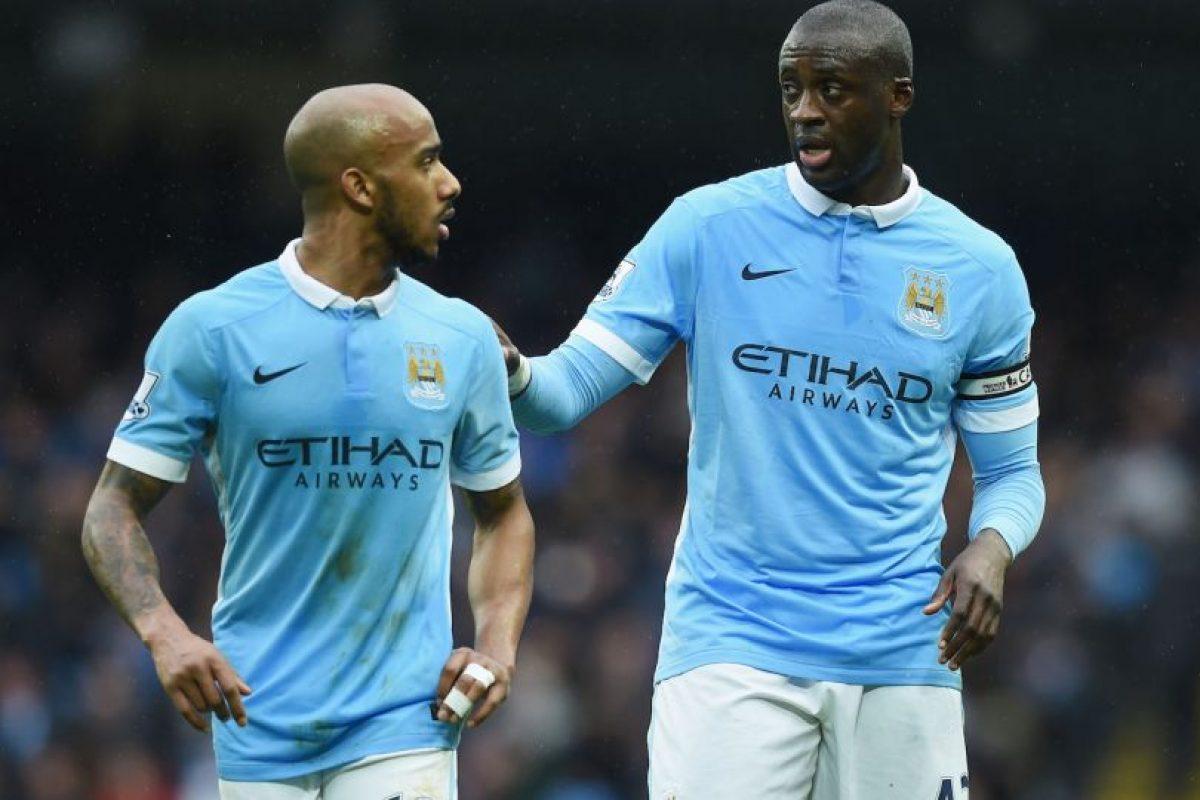 Manchester City Foto:Getty. Imagen Por:
