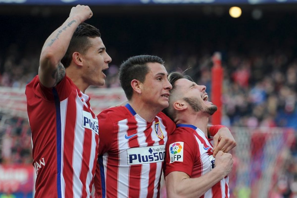 """Los """"Colchoneros"""" están lejos del Barcelona, líder de España Foto:Getty Images. Imagen Por:"""