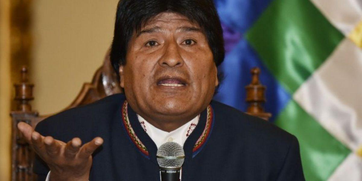 Evo Morales mantiene su proyecto para Bolivia pese a los vientos adversos