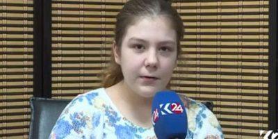"""""""La vida con el Isis era realmente dura"""": habla la adolescente sueca rescatada"""