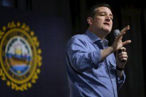 Ted Cruz. Logró robarle el triunfo a Trump en una ocasión. Foto:AFP. Imagen Por:
