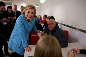 Hillary Clinton. De los tres caucus demócratas realizados, ganó en dos Foto:AFP. Imagen Por: