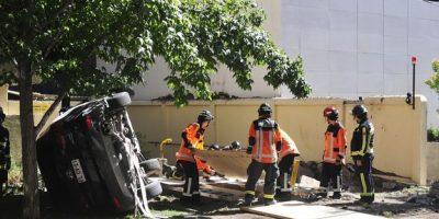 En estado crítico trabajador quemado en explosión en Las Condes: 10% de sobrevida