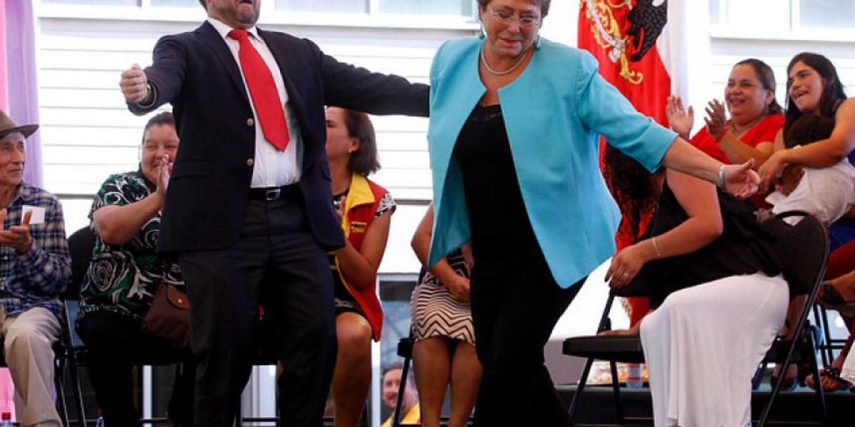 Bachelet le puso