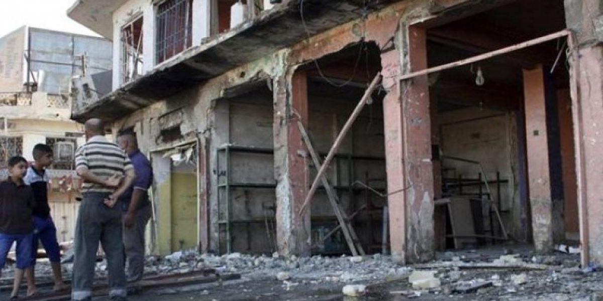 Al menos nueve muertos deja atentado a  mezquita chiita en Bagdad