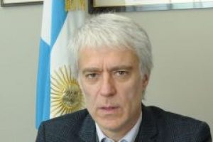 Ricardo Sáenz, el fiscal de la Cámara que interviene en la causa por la muerte del fiscal argentino Alberto Nisman Foto:Reproducción. Imagen Por: