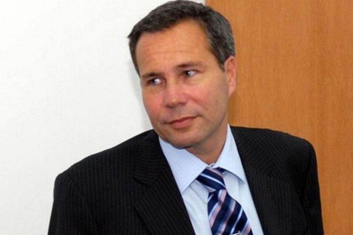 El fiscal Alberto Nisman Foto:EFE. Imagen Por: