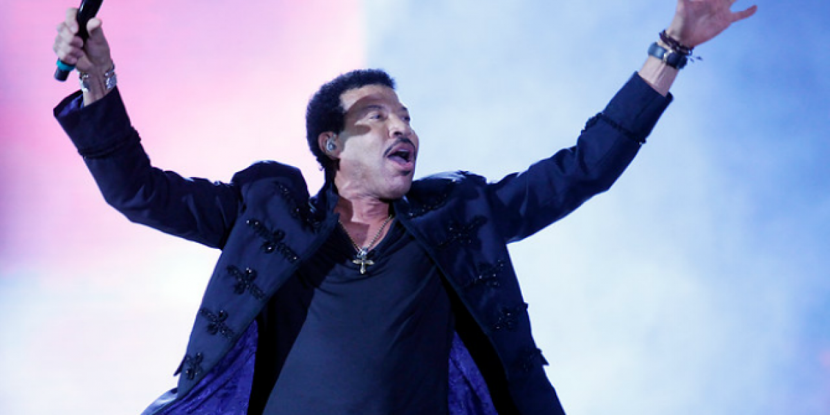 ¡La Quinta Vergara se emociona con Lionel Richie!
