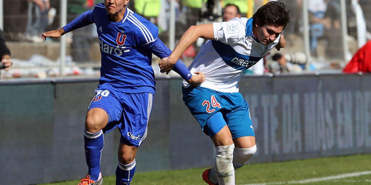 Alfonso Parot palpita su regreso a San Carlos: