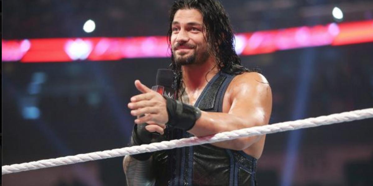 WWE: Así quedó la cara de Roman Reigns tras la golpiza de Triple H