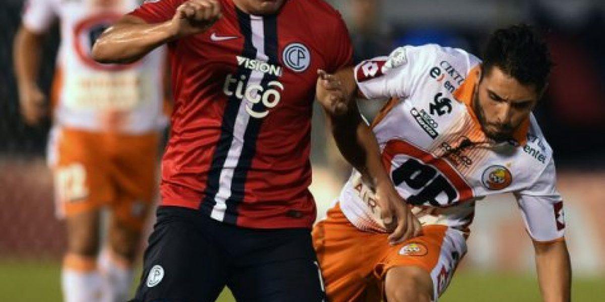 Cobresal no pudo contra Cerro Porteño y sigue sin sumar puntos en la Copa Libertadores