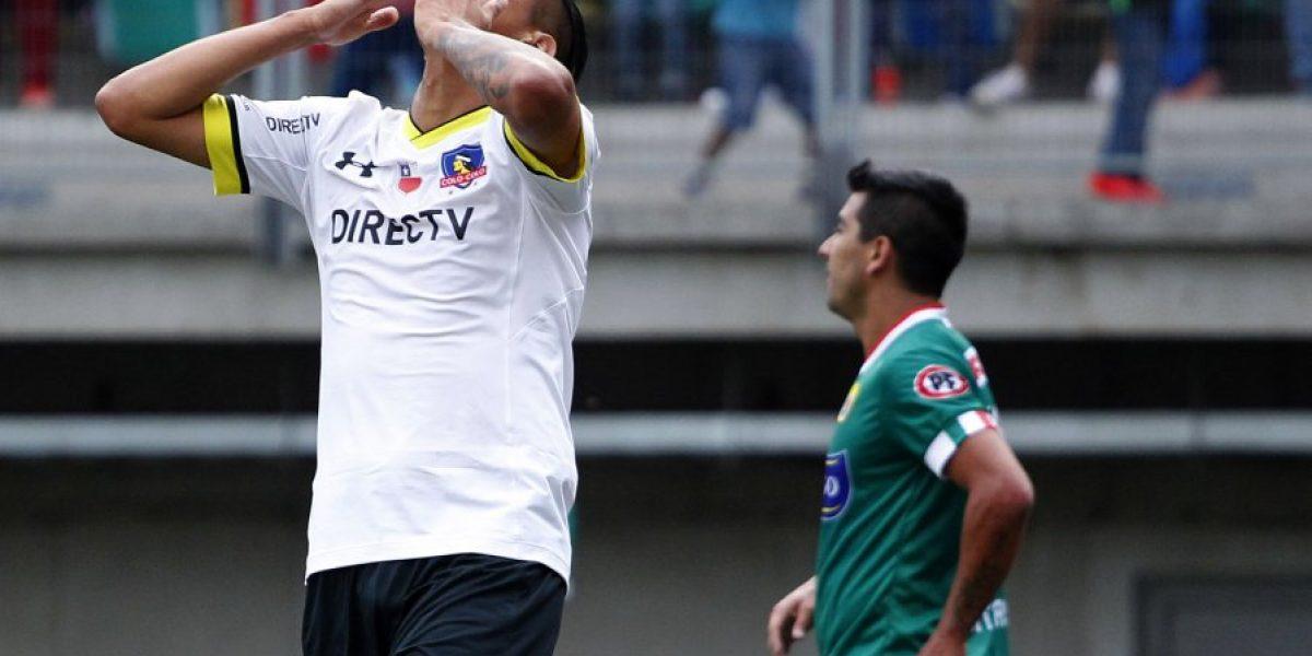 Andrés Vilches podría reaparecer en Colo Colo para el clásico ante la UC