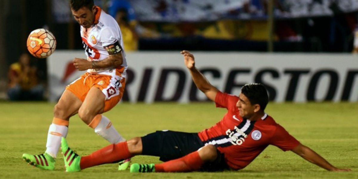 Minuto a minuto: Cobresal pierde frente a Cerro Porteño por la Libertadores